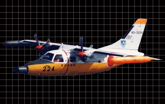 救難機 MU-2
