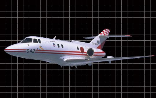 多用途支援機・飛行点検機 U-125