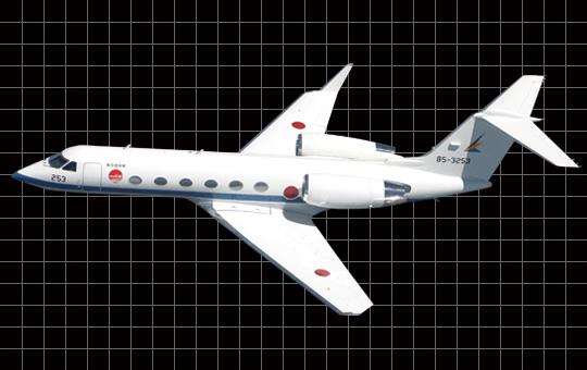 多用途支援機・飛行点検機 U-4