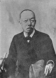 高木三郎の肖像 その1