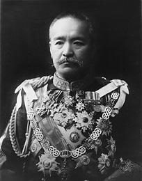 桂太郎の肖像 その1