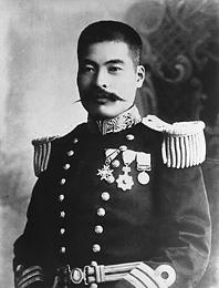 広瀬武夫の肖像 その1
