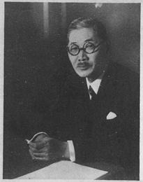 東郷茂徳の肖像 その1