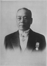 豊田佐吉の肖像 その1