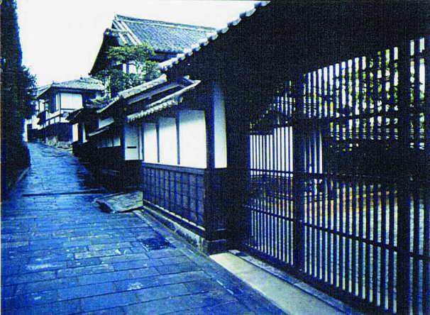 臼杵・竹田の城下町のカボス