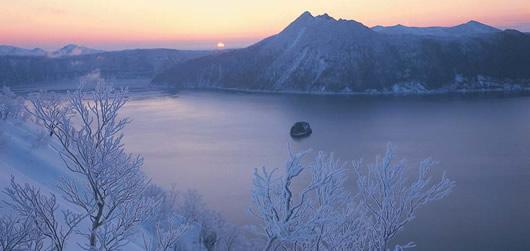 阿寒国立公園
