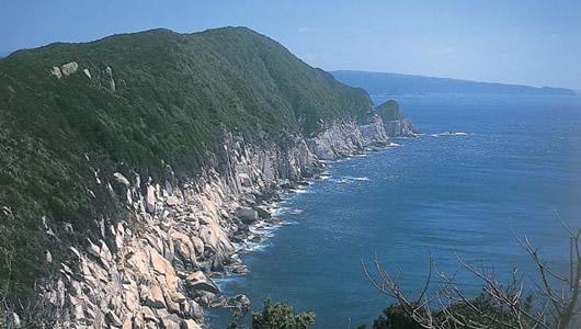 足摺宇和海国立公園