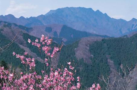 写真:両神山
