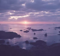写真:九十九島