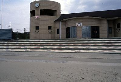 象潟海水浴場