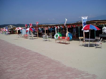 西浜海水浴場