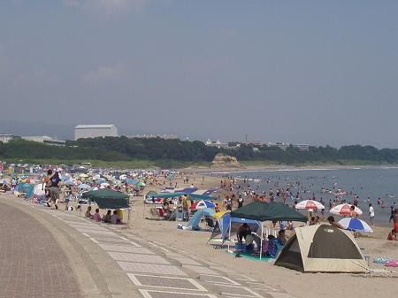 河原子海水浴場