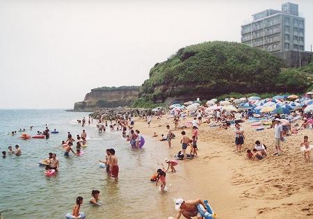 水木海水浴場