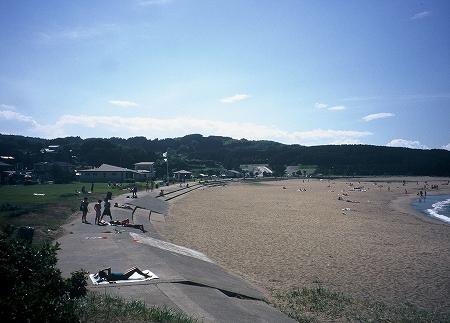 八戸市白浜海水浴場