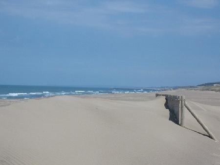 内灘海水浴場