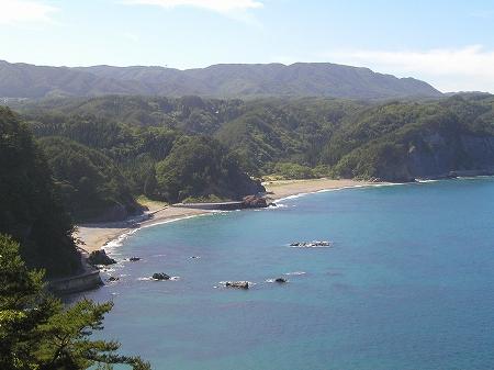 真崎海岸海水浴場