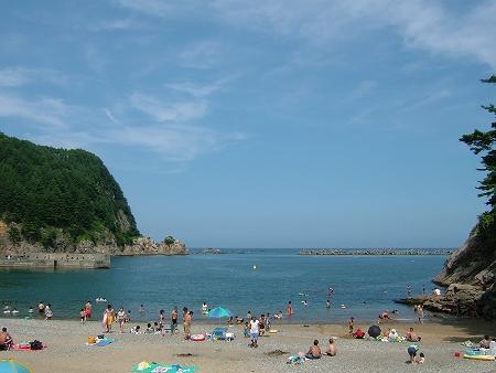 女遊戸海水浴場