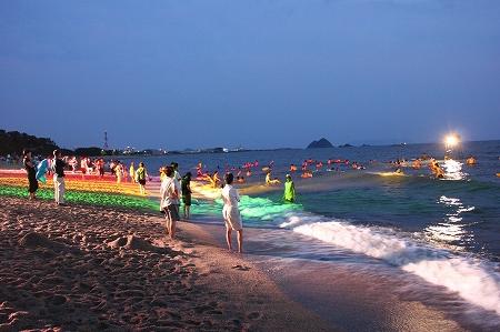 虹ヶ浜海水浴場