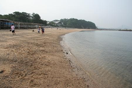 沙弥島海水浴場
