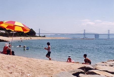本島泊海水浴場