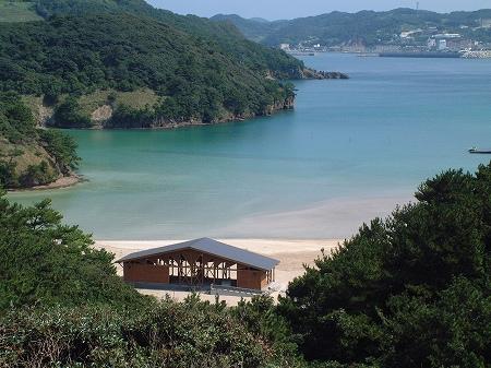 辰ノ島海水浴場