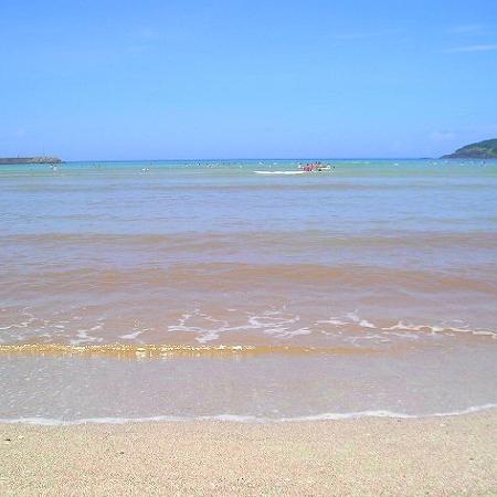 根獅子海水浴場
