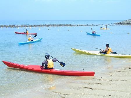 四郎ヶ浜ビーチ