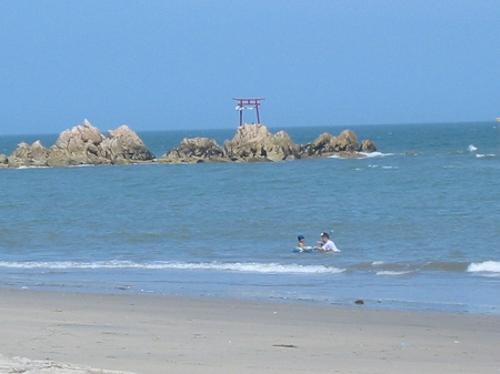奈多・狩宿海水浴場