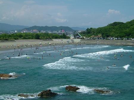 伊勢ヶ浜海水浴場
