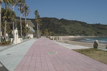 富土海水浴場