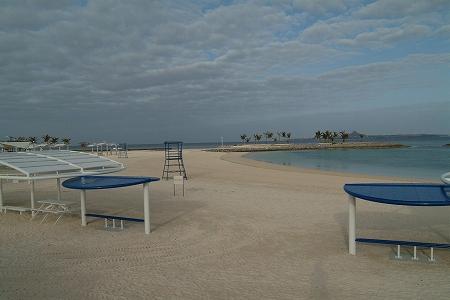国営沖縄記念公園 エメラルドビーチ