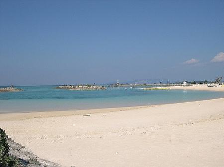 サンマリーナビーチ