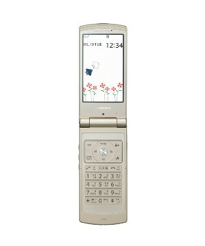 docomo STYLE series N-08A