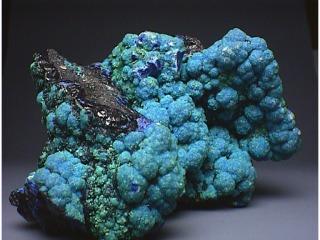 藍銅鉱 etc