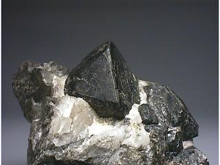 フランクリン鉄鉱