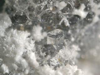 オフレット沸石