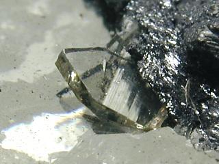 フォスゲン鉱