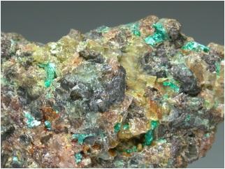 チロル銅鉱