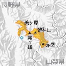 八ヶ岳中信高原国定公園