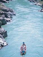 写真:天竜峡