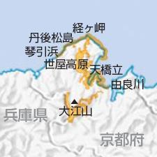 丹後天橋立大江山国定公園