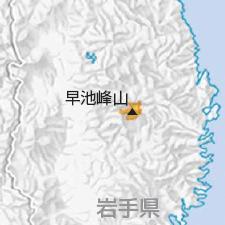 早池峰国定公園
