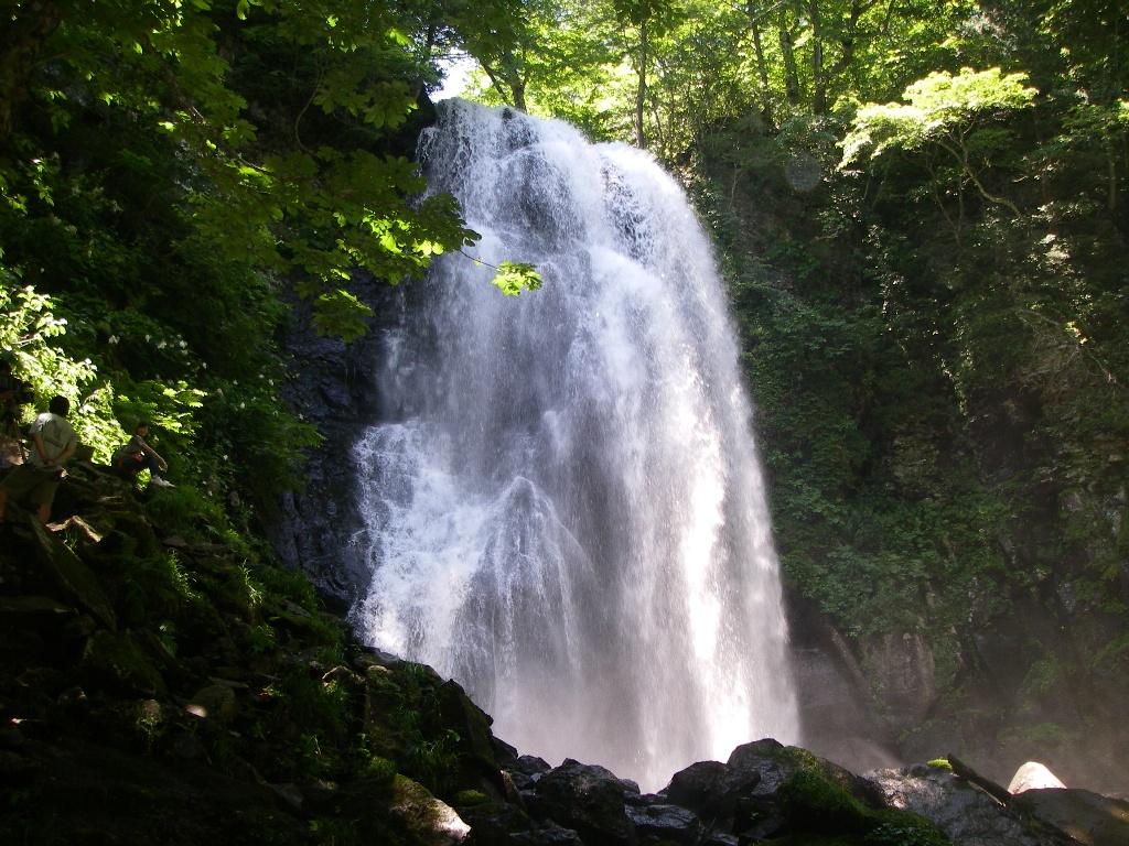 小野川湧水