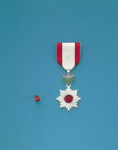the order of the rising sunの種類や授与条件 weblio辞書
