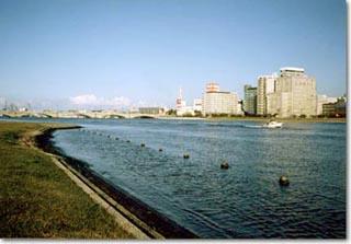信濃川下流
