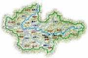 由良川流域図
