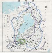 草津川流域図