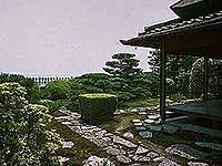 天然図画亭庭園