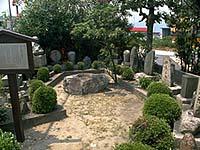 竜が丘俳人墓地