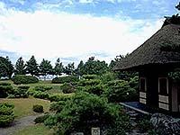 蘆花浅水荘庭園